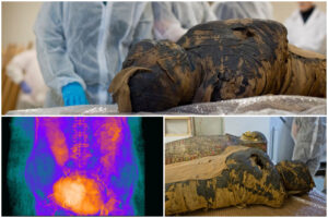 Fonte: Facebook Warsaw Mummy Project