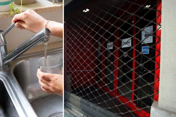 Napoli, negozi chiusi ma arrivano le bollette dell'acqua: polemiche sulla quota fissa, aumentano le tariffe