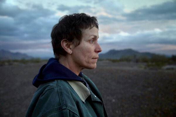 Dove vedere Nomadland, Premio Oscar al Miglior film del 2021