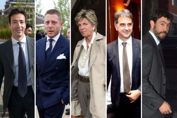 Agnelli scricchiola: chi potrebbe prendere il suo posto come presidente della Juventus