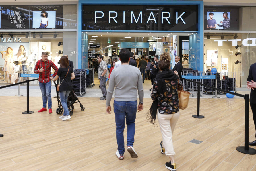 Primark Campania: quando apre il nuovo negozio al centro commerciale di Marcianise