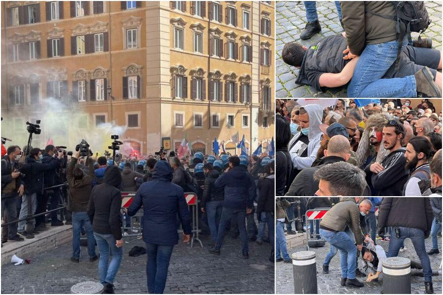 """Riaperture, manifestazione non autorizzata a Roma: """"Ma non assalteremo Montecitorio"""""""
