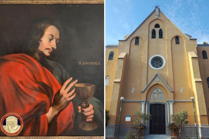 Ritrovata tela dell'Ottocento rubata 28 anni fa a Napoli: era in vendita in Alto Adige