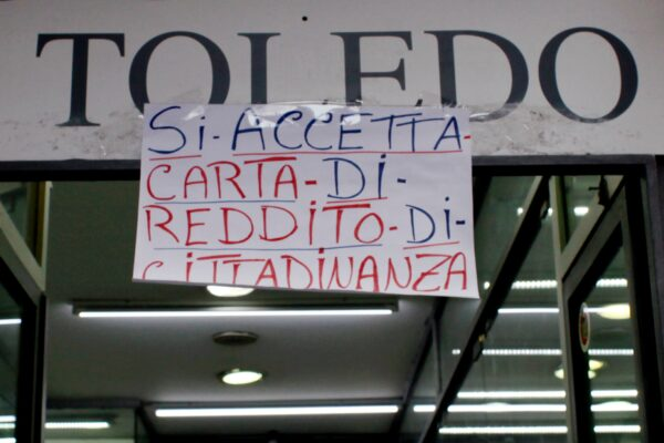 """Reddito di cittadinanza, 2 milioni di percettori in Campania: """"Quanto il Nord, il Centro e mezzo Sud"""""""
