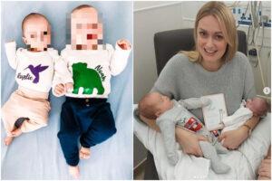 Gravidanza di superfetazione, l'incredibile caso di Rebecca rimasta incinta mentre aspettava già un bambino