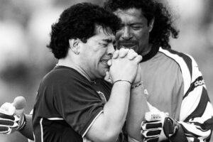 """""""Dedichiamo la Coppa America a Maradona"""", l'appello di René Higuita"""