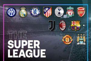 Superlega, la Uefa sfida Real, Barcellona e Juve: rischiano esclusione dalla Champions