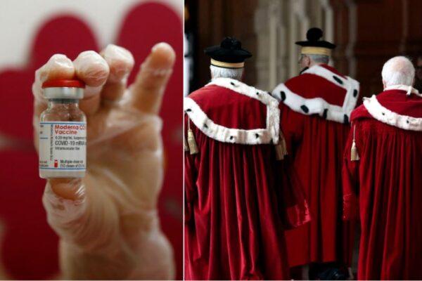 """I magistrati ci riprovano: """"Vaccinateci, la giustizia è essenziale e va fatta in presenza"""""""