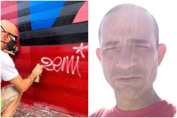 Napoli piange Marcello Zemi, addio ad uno dei pionieri della street art