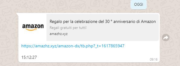 Dati Facebook esposti, Italia sotto attacco: ecco i primi messaggi malevoli su WhatsApp da non aprire