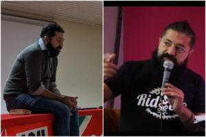 """Napoli piange Antonio Prisco, rider e leader sindacale: """"Hai sempre volato più in alto di tutti"""""""