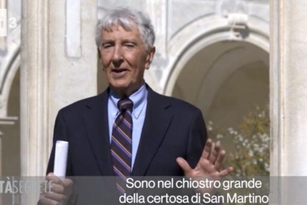 """Città Segrete, polemiche dei napoletani contro Augias e Rai: """"Programma pieno di stereotipi"""""""
