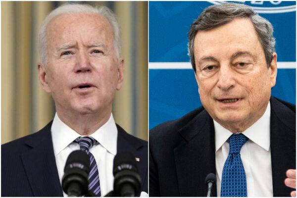Draghi non è Biden, il suo è un riformismo del capitale…