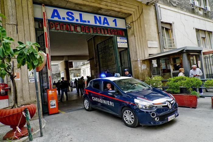 L'ospedale Vecchio Pellegrini di Napoli