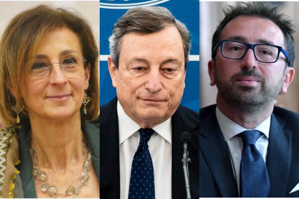 Draghi e Cartabia festeggiano per la vendetta italo-francese, allora era meglio Bonafede?