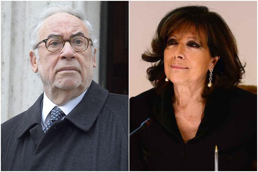 Del Turco avrà la pensione, la Casellati fa vincere il diritto