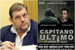 """Grazia per Ambrogio Crespi, il Capitano Ultimo: """"Ha combattuto le mafie con film coraggiosi, che senso ha rieducarlo?"""""""