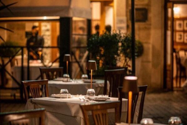 Il ristorante Alfredo a via della Scrofa