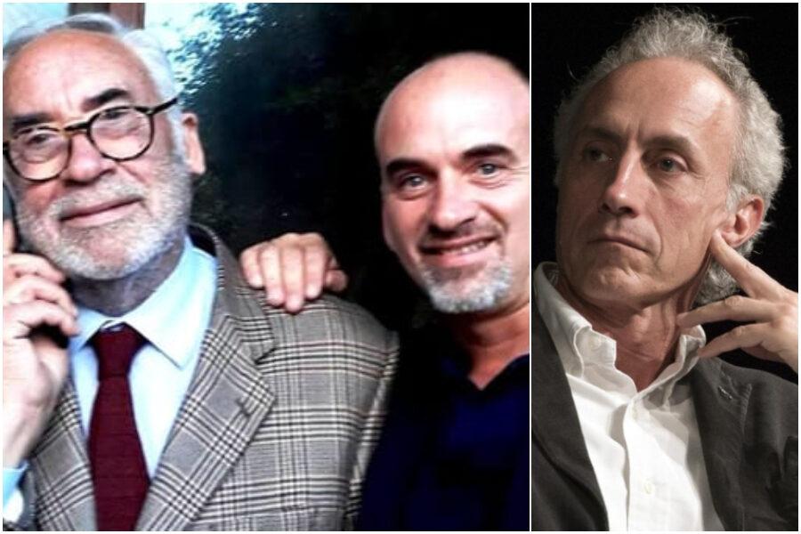 """Il figlio di Del Turco querela Travaglio: """"Mio padre assolto, non ha mai preso un solo euro di denaro pubblico"""""""