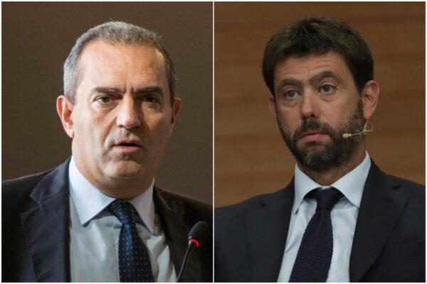 """De Magistris come Andrea Agnelli: su Superlega e debito """"avimme pazziato"""""""