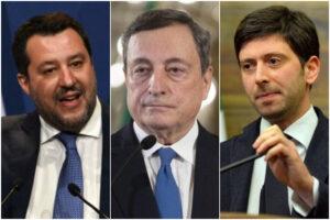 """Mozione di sfiducia a Speranza, la Lega obbedisce a Draghi: """"Non metteremo governo in difficoltà"""""""