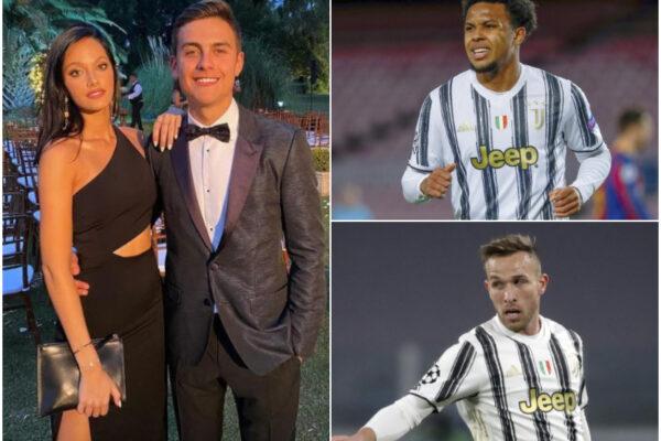 """""""Quale festa? Solo una cena, come sempre"""", lady Dybala e il pasticcio in casa Juventus"""