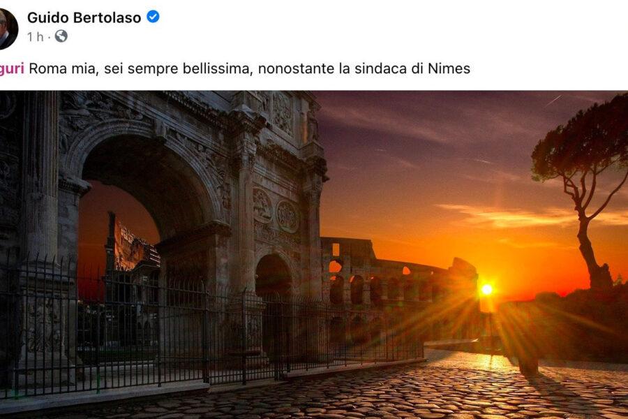 Il Natale di Roma infiamma la disputa politica: botta e risposta Bertolaso-Raggi