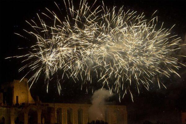 Ostia, fuochi d'artificio per salutare il boss degli Spada che torna in carcere