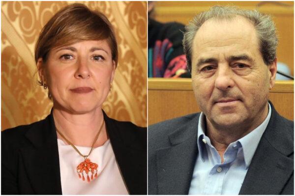 Fiammetta Borsellino e Antonio Di Pietro smontano la trasmissione di La7 sulla mafia