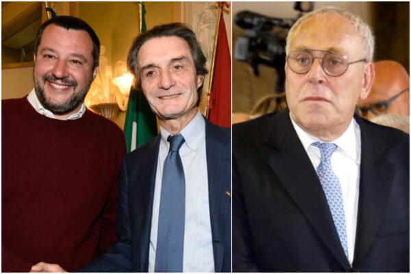 Il sogno del procuratore Francesco Greco: fare fuori Salvini e Fontana con una Mani Pulite 2