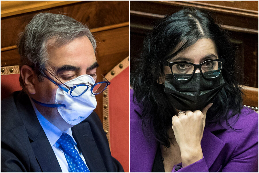 """Delega antidroga alla ministra Dadone, il centrodestra evoca la crisi: """"Così mandano il governo a casa"""""""