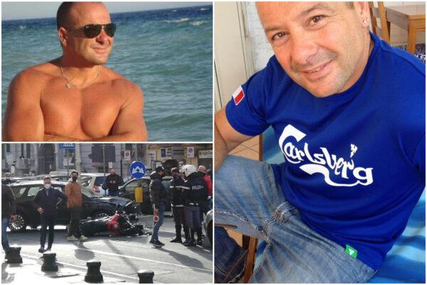 Schianto auto-scooter, il poliziotto Gianni Vivenzio non ce l'ha fatta: addio al 'pilastro' della giudiziaria