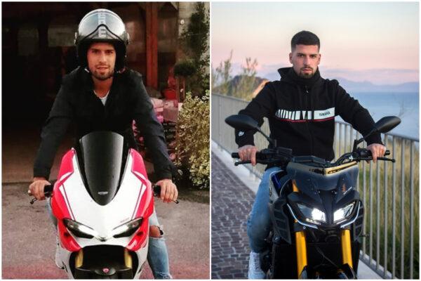 """Schianto in moto, Giuseppe muore a 27 anni. I testimoni: """"Terribile, non si può spiegare"""""""