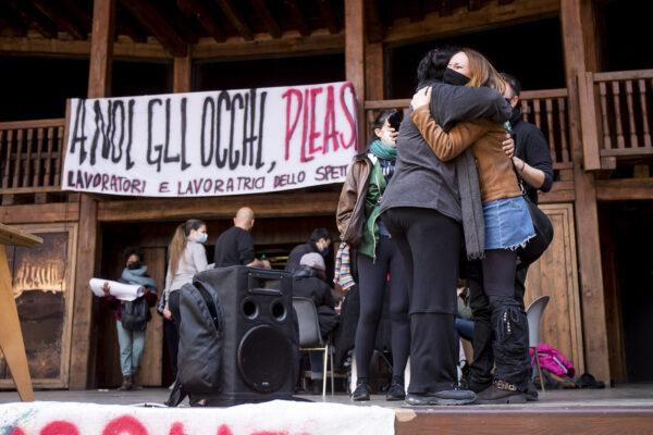 Cinema, musica e teatro: lavoratori abbandonati, Franceschini batta un colpo