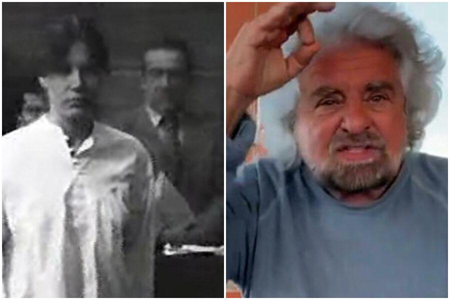 """""""Beppe Grillo ricalca le oscenità di 'Processo per stupro'"""", parla la regista del film cult"""