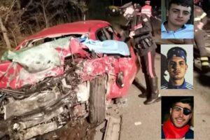 Strage in diretta social, l'incidente mortale sulla Casilina: identificate le quattro vittime del frontale