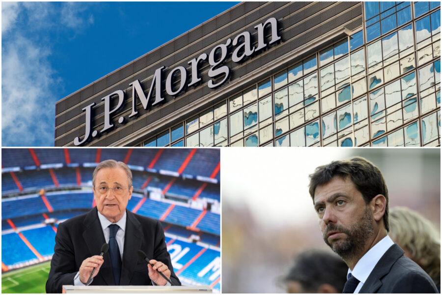 """Superlega, JP Morgan ammette la figuraccia: """"Valutato male il progetto"""""""