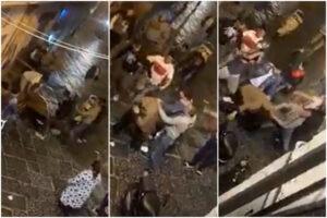"""""""E' un ladro"""", giovane linciato a Napoli a colpi di mazze, caschi e pugni"""
