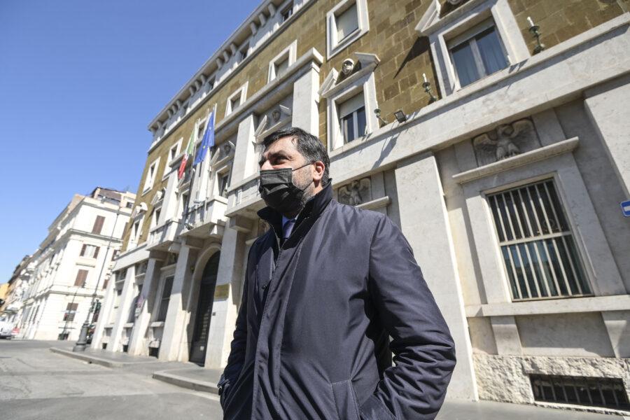 """Palamara, le intercettazioni col Trojan 'passate' a Napoli: """"Ora capire se sono state manipolate"""""""