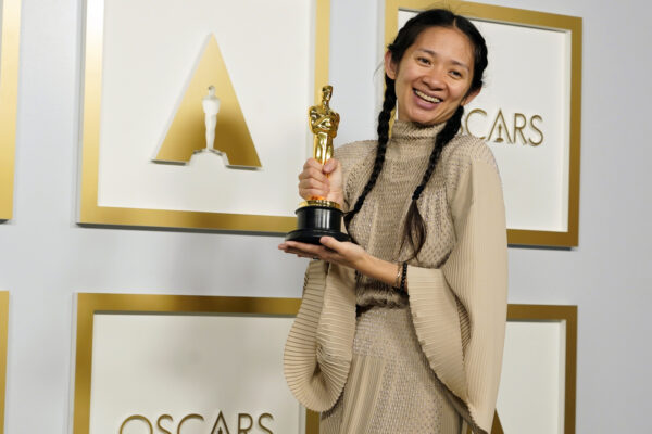 Con la vittoria dell'Oscar di Nomadland, Pechino sorpassa Hollywood