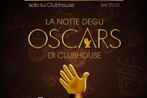 Oscar della Creatività nella community Italiana di ClubHouse