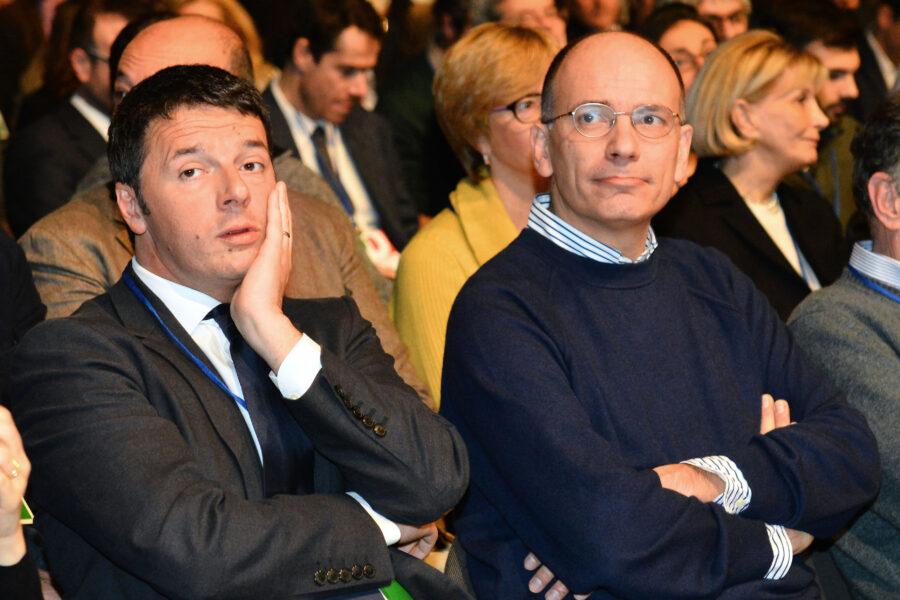 Renzi e Letta, prove di dialogo: per le amministrative IV punta su Conti e Migliore per Bologna e Napoli