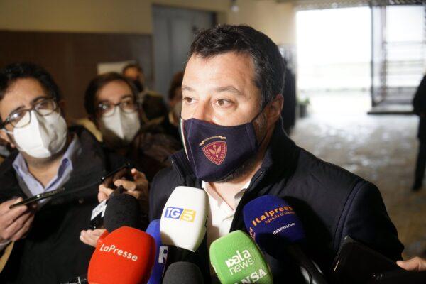 Caso Gregoretti-Salvini, finalmente un Pm non invade il campo politico