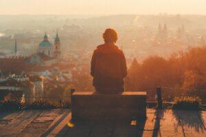 """""""Storia della solitudine"""", come la pandemia ha amplificato un sentimento ambivalente"""