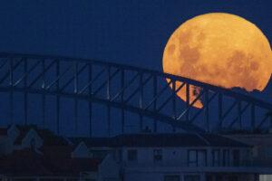 Arriva la Superluna di sangue: quando e come vedere la spettacolare eclissi