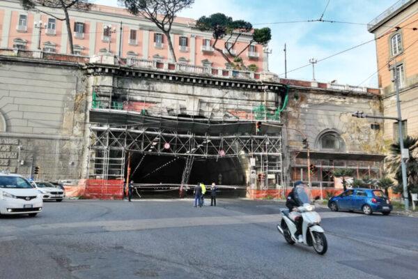 """Apertura Galleria Vittoria, de Magistris ammette: """"Fatti errori, entro fine giugno una corsia sarà attiva"""""""
