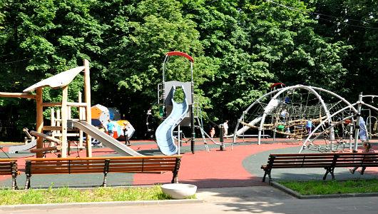 Parco giochi di via Ravizza