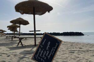 A Fiumicino un'estate…Abbronzatissima. Dal ristorante al Tiki bar: ecco la spiaggia più cool