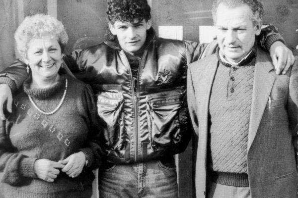 """Chi era Florindo Baggio, il padre di Roberto interpretato da Andrea Pennacchi in """"Il Divin Codino"""""""