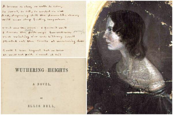 Dopo 100 anni spuntano manoscritti delle sorelle Brontë: le poesie di Emily valgono quasi 2 milioni